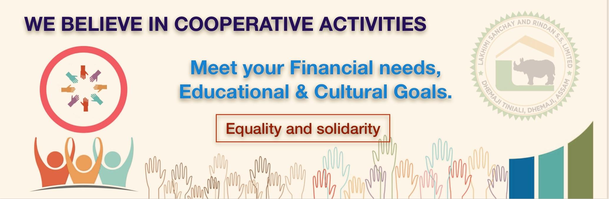 Cooperative Activities